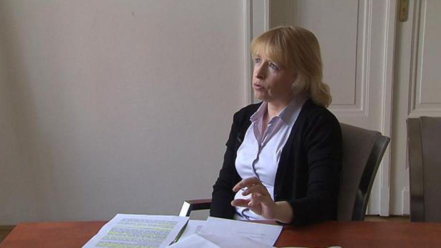 Video Hana Marvanová na ministerstvu spravedlnosti skončí