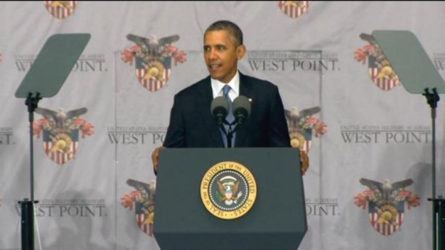 Video Projev Baracka Obamy ve West Pointu