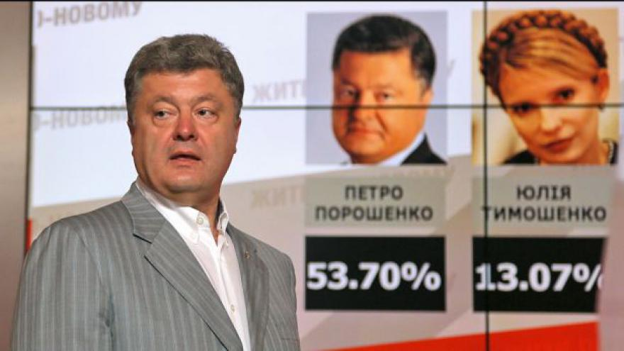 Video Horizont 24: Čokoládový magnát novým ukrajinským prezidentem