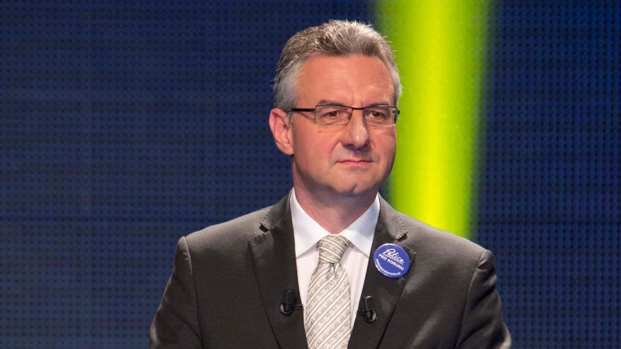 Video Jan Zahradil, europoslanec (ODS)