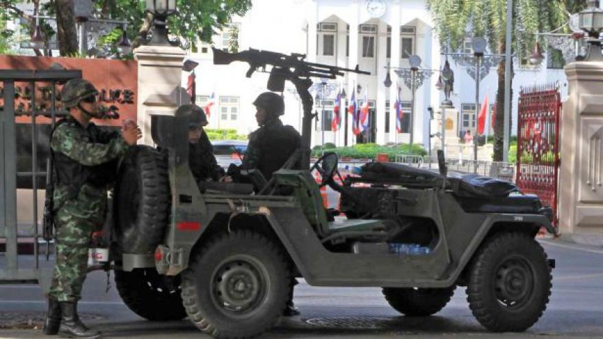 Video V Thajsku proběhl státní převrat