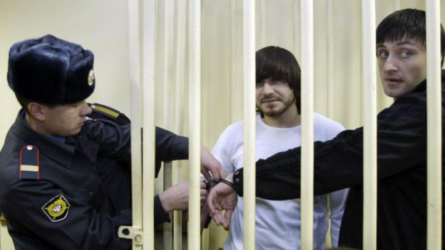 Video Ruská porota: Vrahem Politkovské je Machmudov