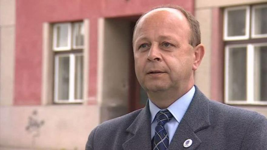 Video O sporech se státem hovoří starosta Jozef Heretík (nez.)
