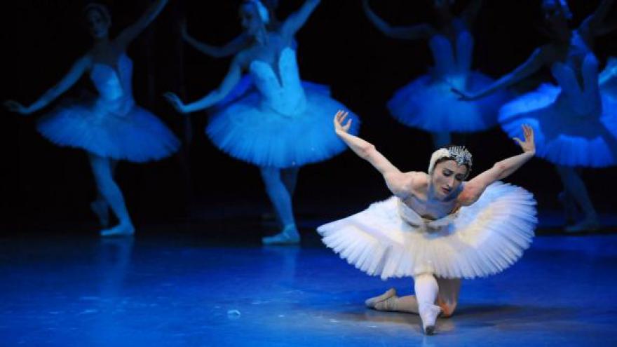Video Daria Klimentová - Život v tanci