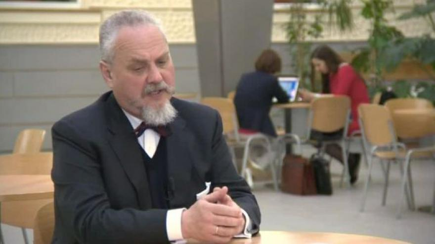 Video Rozhovor s historikem Andrejem Borisovičem Zubovem