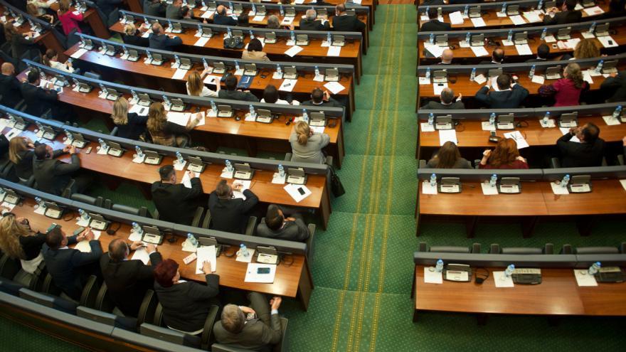 Video Změna ústavy by měla umožnit vznik tribunálu
