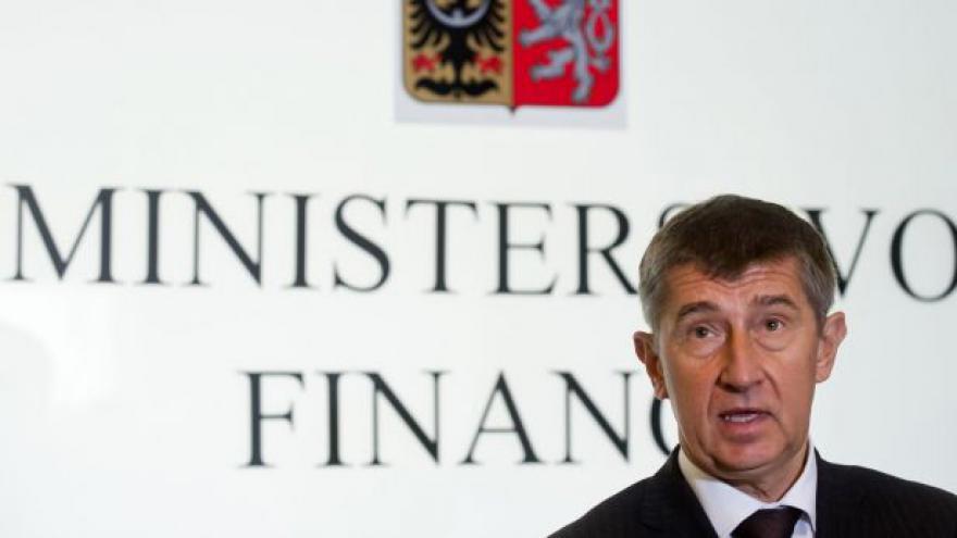 Video Ministrům se nelíbí škrty správce státní kasy Andreje Babiše