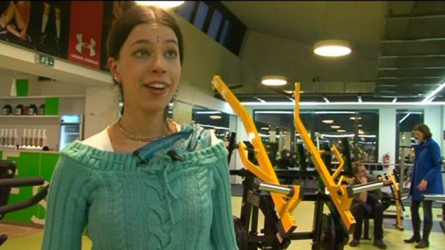 Video Manuela z Hare Krišna