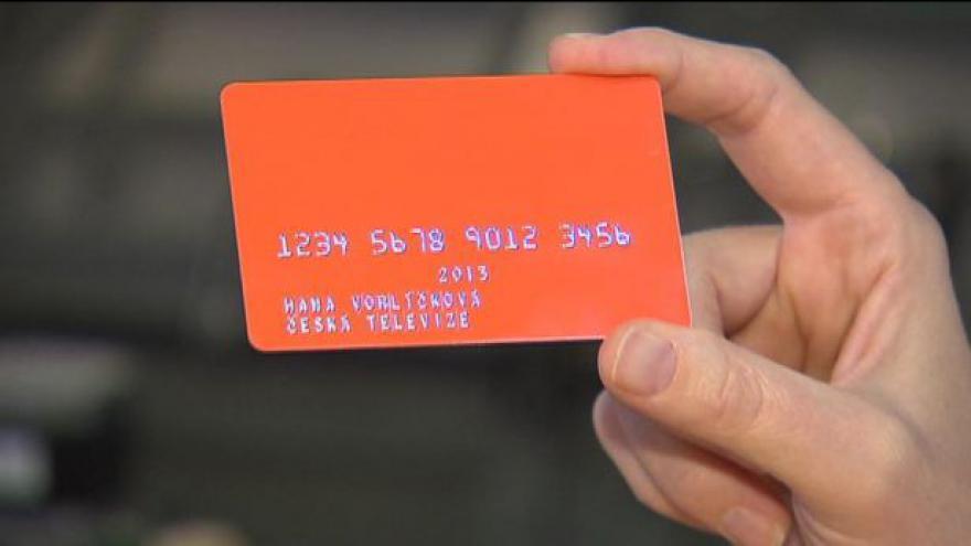 Video Téma Událostí: Jak se vyrábějí platební karty