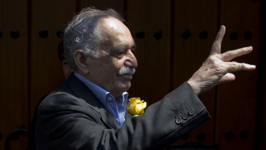 Video Události v kultuře vzpomínají na G. G. Márqueze