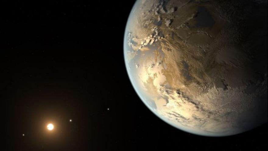 Video Cesta na Kepler-186f by trvala desítky milionů let