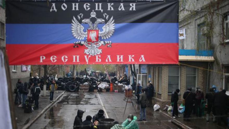 Video Horizont 24: Kdo jsou ozbrojenci na východě Ukrajiny?
