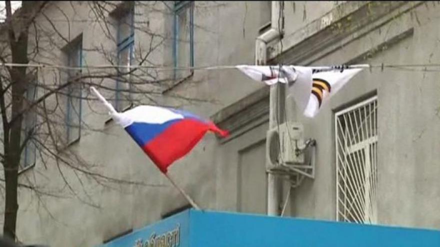 Video Ukrajinské napětí vrcholí ve Slavjansku a Kramatorsku