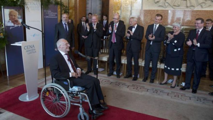 Video Lustigovu cenu získal Bedřich Utitz