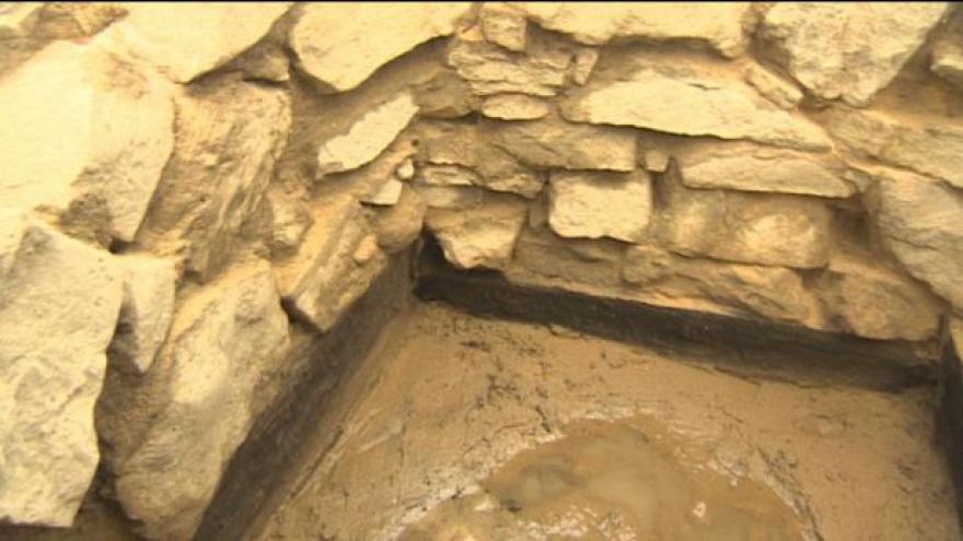 Video Archeologové objevili u Stéblové pozůstatky někdejší středověké vesnice