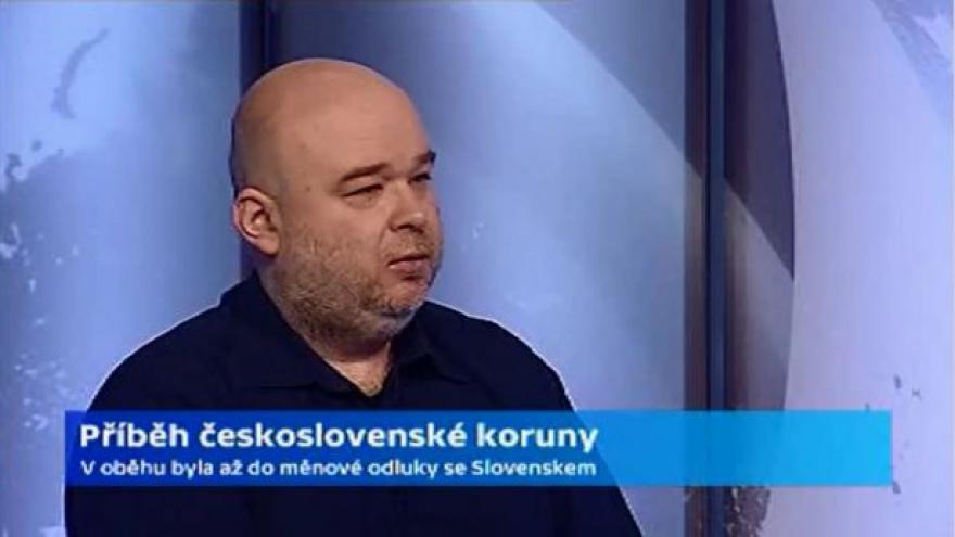 """Video Numismatik Militký: Název """"koruna"""" byl jen provizorní"""
