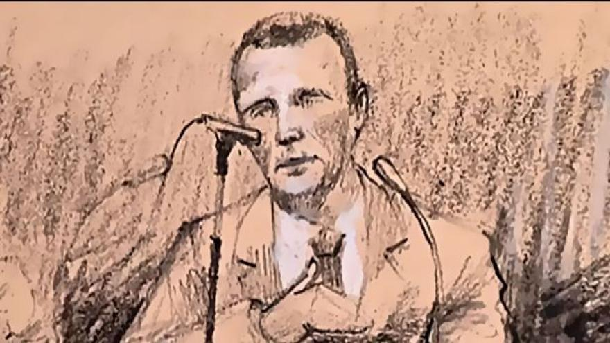 Video Pistorius popisoval u soudu osudnou noc