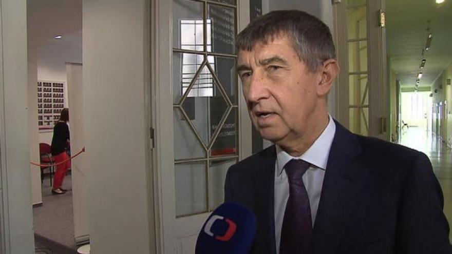 Video Babiš ke sporům ve vládní koalici: ČSSD chce jenom peníze