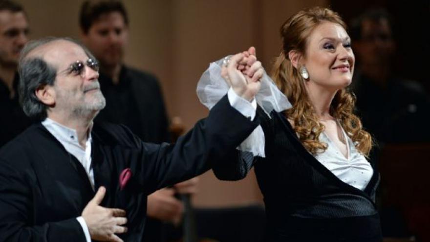 Video Magdalena Kožená se rozloučila s českým publikem