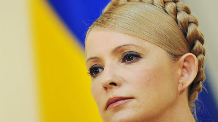 Video Tymošenková se chce ucházet o prezidentský post