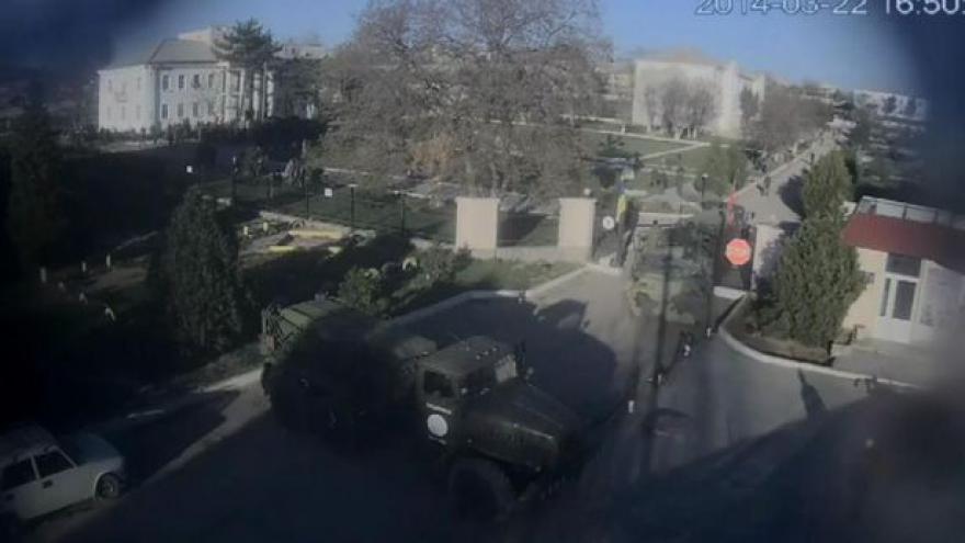Video Ruští vojáci pronikli i do vzdorující belbecké základny
