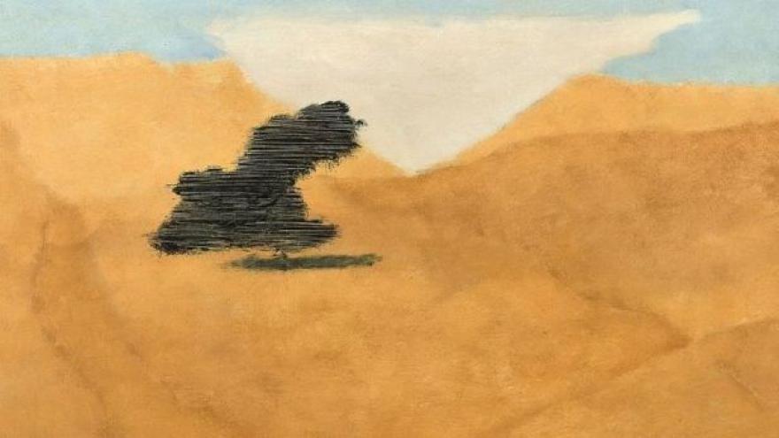 Video Hledání světla Josefa Šímy v Museu Kampa