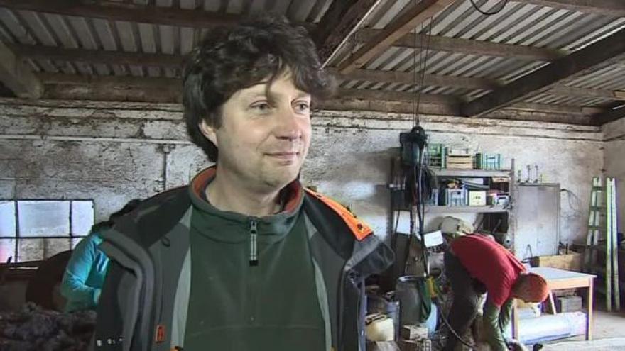 Video Hovoří chovatel ovcí Petr Kosmák