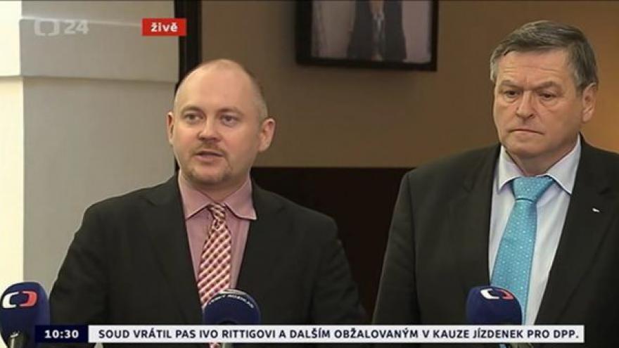 Video Hejtmani vyzvali vládu, aby stabilizovala české zdravotnictví