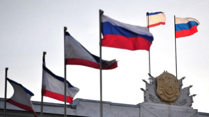 Video Události: Krym se rychle mění v Rusko