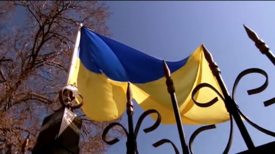 Video Ukrajina chystá stažení svých vojáků z Krymu