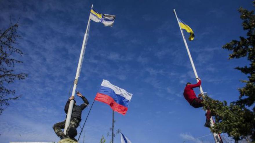 Video Ruská rozvědka zadržela šéfa ukrajinské flotily