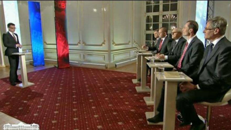 Video Události, komentáře: Slovensko volí prezidenta