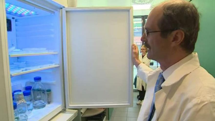 Video Co vědci přivezli, popisuje biolog Miloš Barták