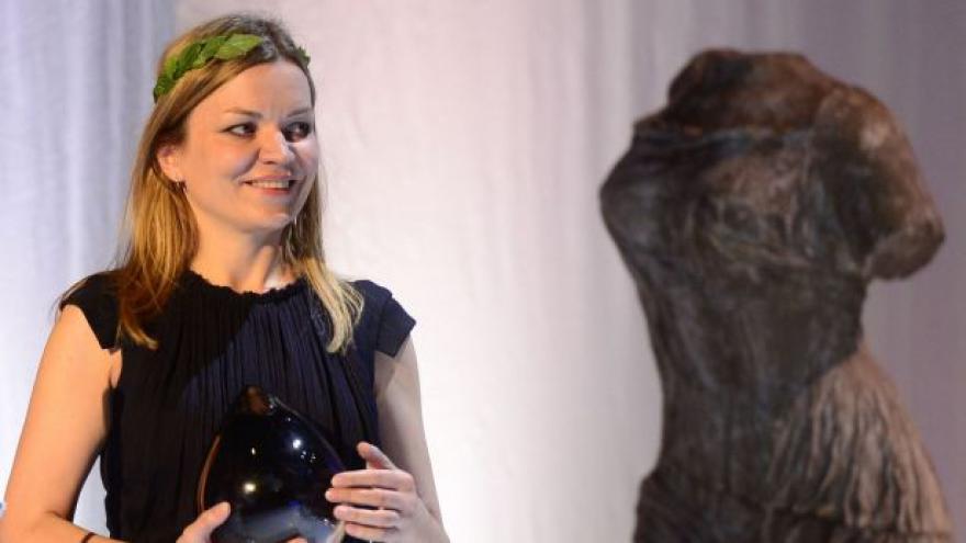 Video Monika Drápalová: Jsem ráda, že se móda dostala do popředí