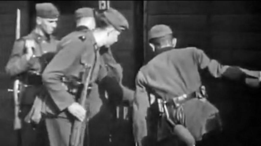 Video Od hromadné vraždy československých Židů uplynulo 70 let