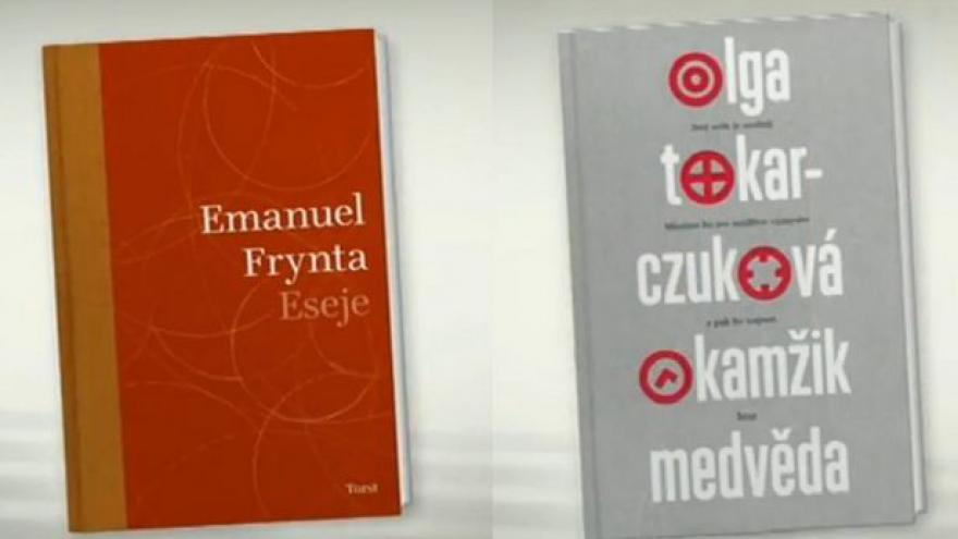 Video Jiří Honzík o Esejích Emanuela Frynty