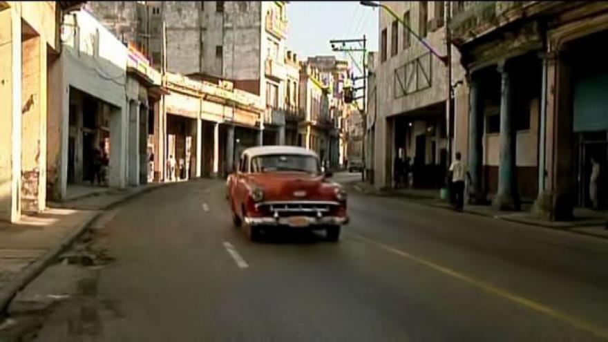Video Vzdálenost mezi Kubou a EU se zkracuje