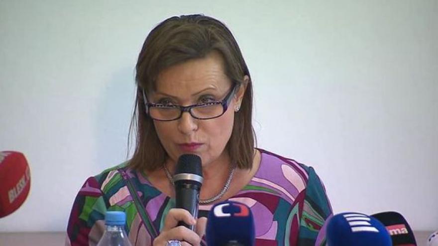 Video Brífink předsedkyně ERÚ Vitáskové k údajnému pokusu o ovládnutí úřadu a destabilizaci energetického trhu
