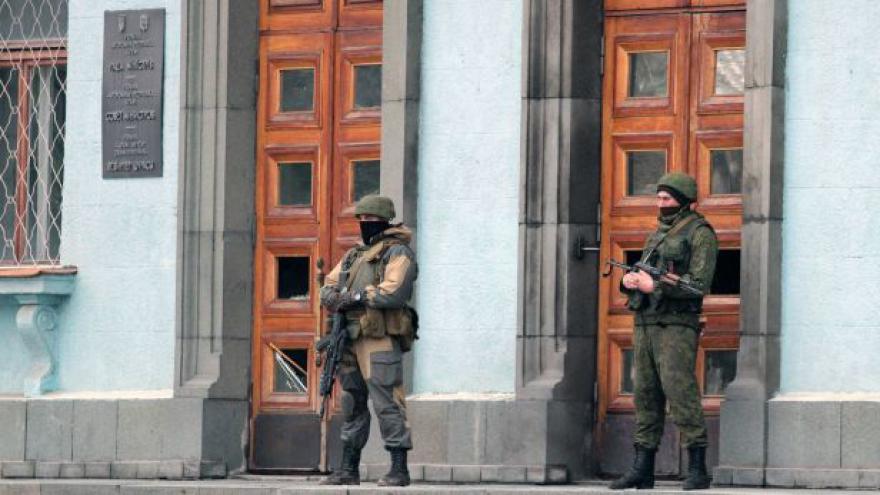 Video Sobotka: V zájmu hospodářské stability je diplomatické řešení krize na Krymu