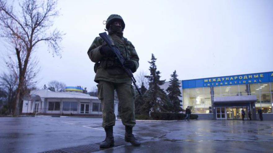 Video Generál Šedivý: Proruští ozbrojenci patří k ruské armádě