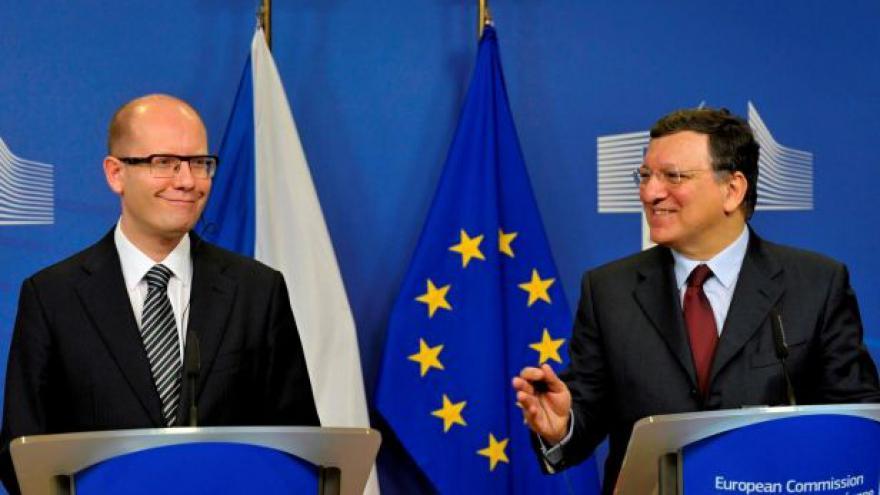 Video Speciál Ekonomiky ČT24: ČR jako člen EU