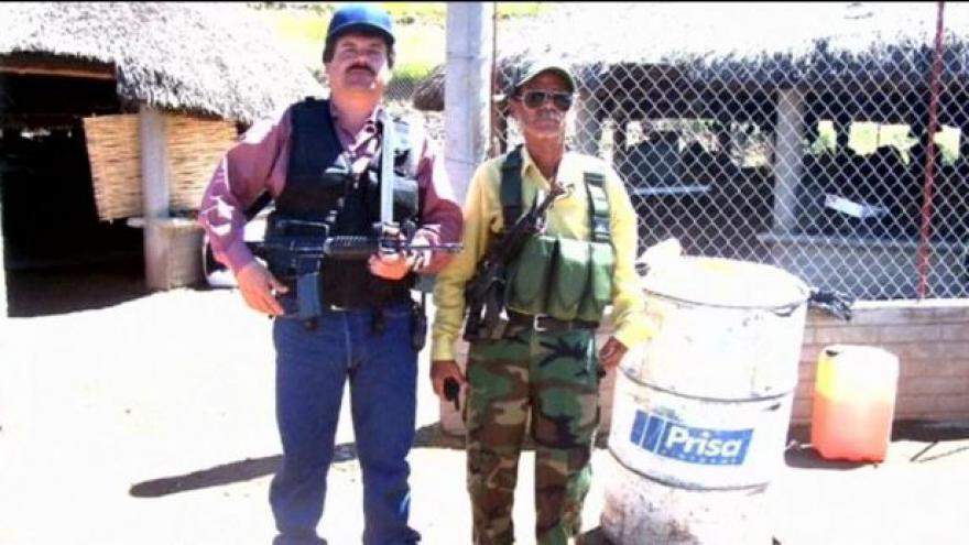 Video Nejhledanější narkobaron dopaden