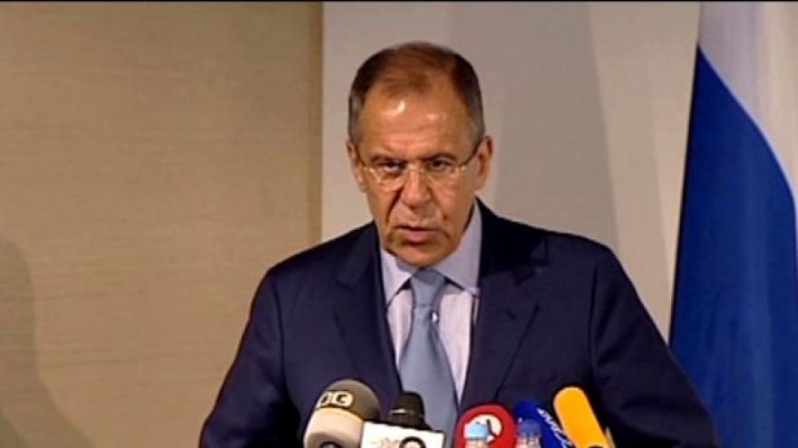 Video Rusko vyžaduje plnění dohody o příměří