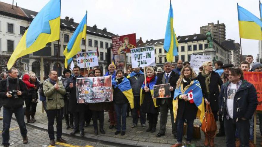 Video Pohled Bruselu a Moskvy očima zpravodajů ČT
