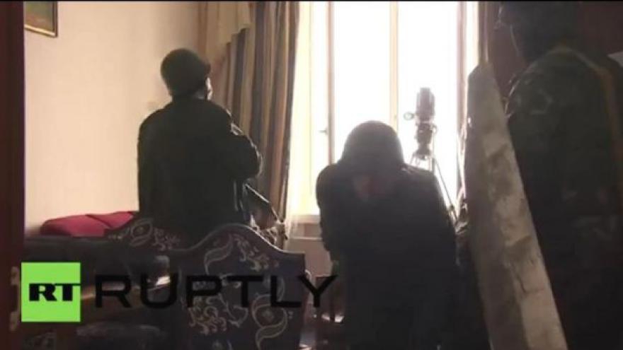 Video Události: Nepřehledná situace na kyjevském bojišti