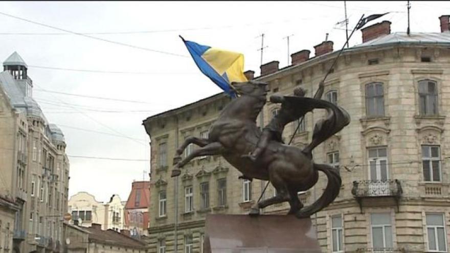 Video Události: Situace v ukrajinských regionech