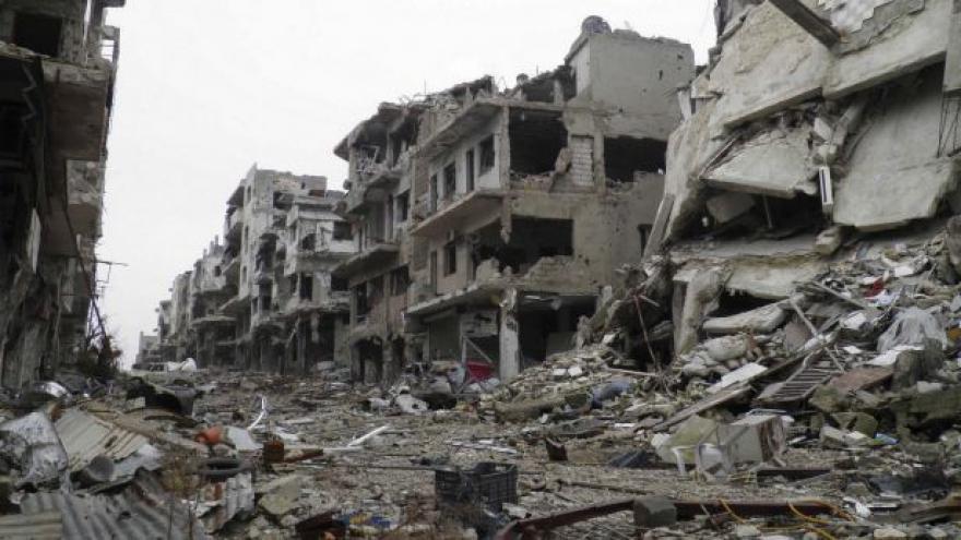 Video Syrský režim označil opoziční vyjednavače za teroristy