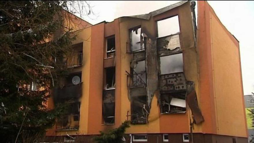 Video Rok od tragického výbuchu ve Frenštátu