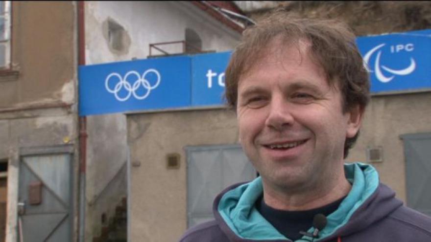 Video Josef Panuška se vetřel už na tři olympiády