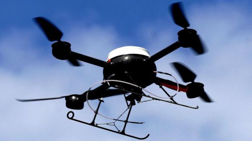 Video Podívejte se, jak dron natočil Olympijský park na pražské Letné